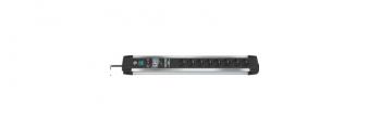 Brennenstuhl Steckdosenleiste Premium-Protect-Line 8-fach Schalter Bild 1