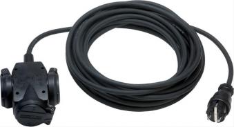 Dreifach-Verteiler IP4410m H07RN-F3G1,5 Bild 1