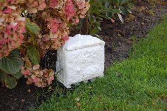 Garten-Steckdose Ubbink Stone Decor 4-fach Außensteckdose Bild 3
