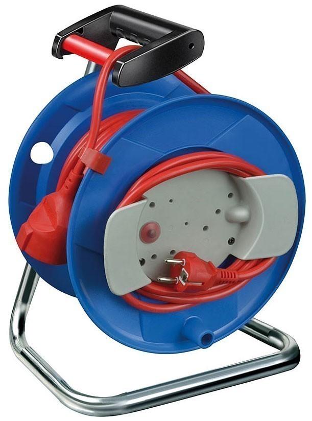 Brennenstuhl Garant G Geräte-Kabeltrommel Kunststoff rot 25m Bild 1