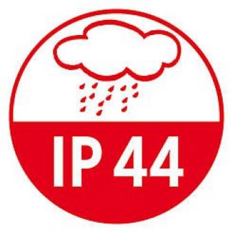 Brennenstuhl Garten-Kabeltrommel Garant-G IP44 für außen 25 m rot Bild 2