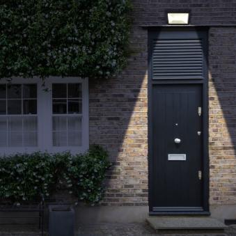 Baustrahler / LED Fluter Smartwares 10 W schwarz Bild 2