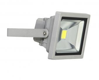 Baustrahler / LED Fluter XQ 1220 Smartwares Alu IP 44 20 W grau Bild 1