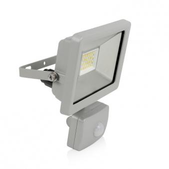 Baustrahler / LED Fluter XQ1221 Smartwares mit Bewegungsmelder 20W Bild 1