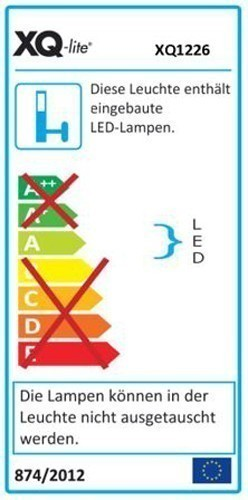 Baustrahler / LED Fluter XQ1226 Smartwares mit Bewegungsmelder 50W Bild 2