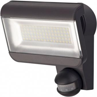 Brennenstuhl LED-Strahler Premium City IP 44 40 W mit Bewegungsm. anth Bild 1