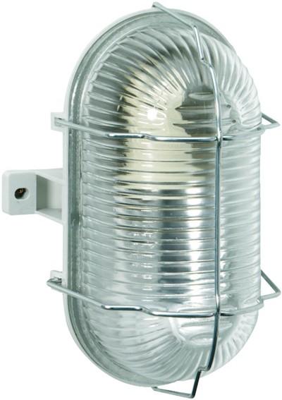 Brennenstuhl Leuchte / Ovalleuchte Color IP44 grau 60 Watt Bild 1