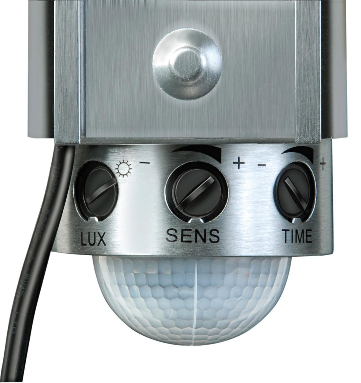 Brennenstuhl Solar LED-Strahler mit Infrarot-Bewegungsmelder Alu Bild 2