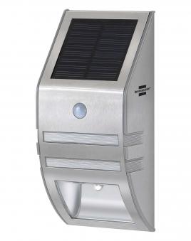 Brennenstuhl Solar LED-Wandleuchte SOL WL 02007 mit Bewegungsmelder Bild 1