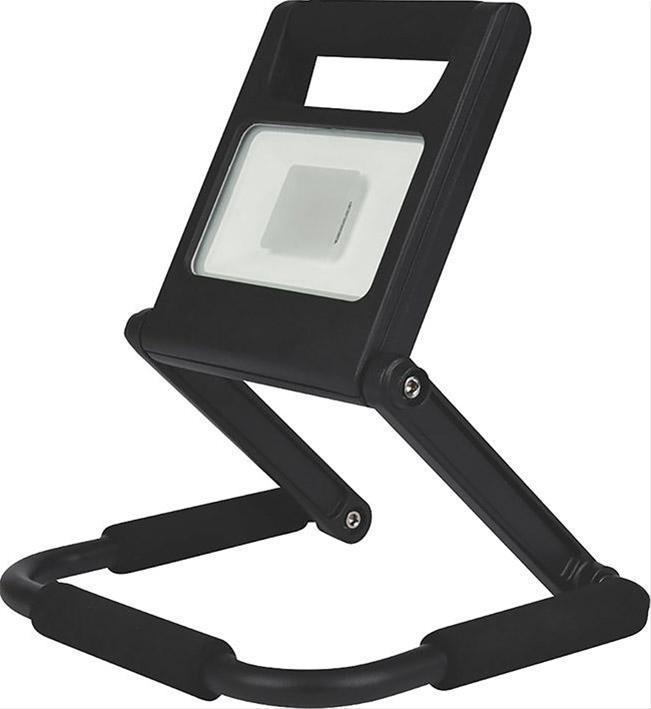 Faltbarer LED Strahler Akku 10W Bild 1
