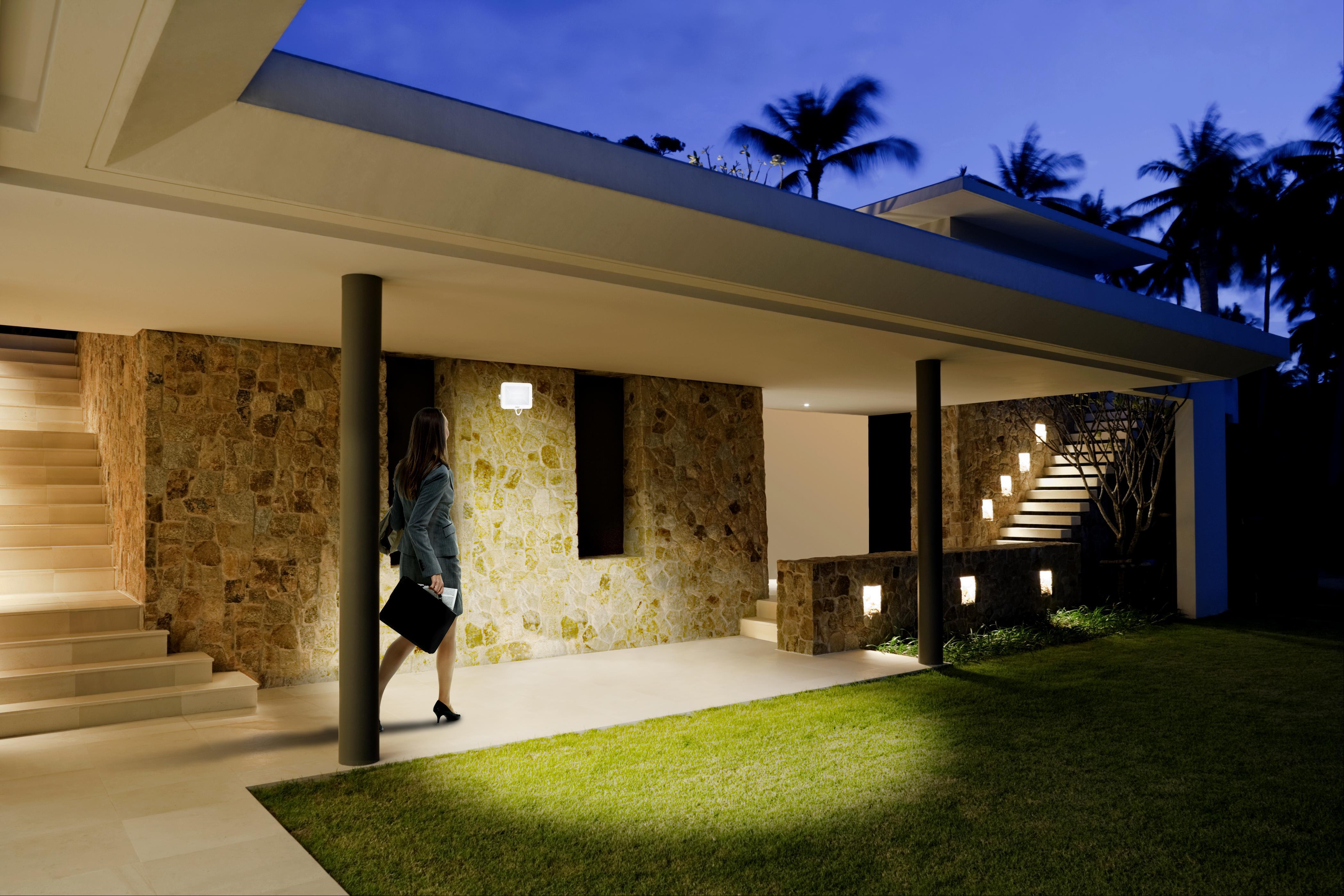 flat led strahler lls18754 wei 30 watt bei. Black Bedroom Furniture Sets. Home Design Ideas