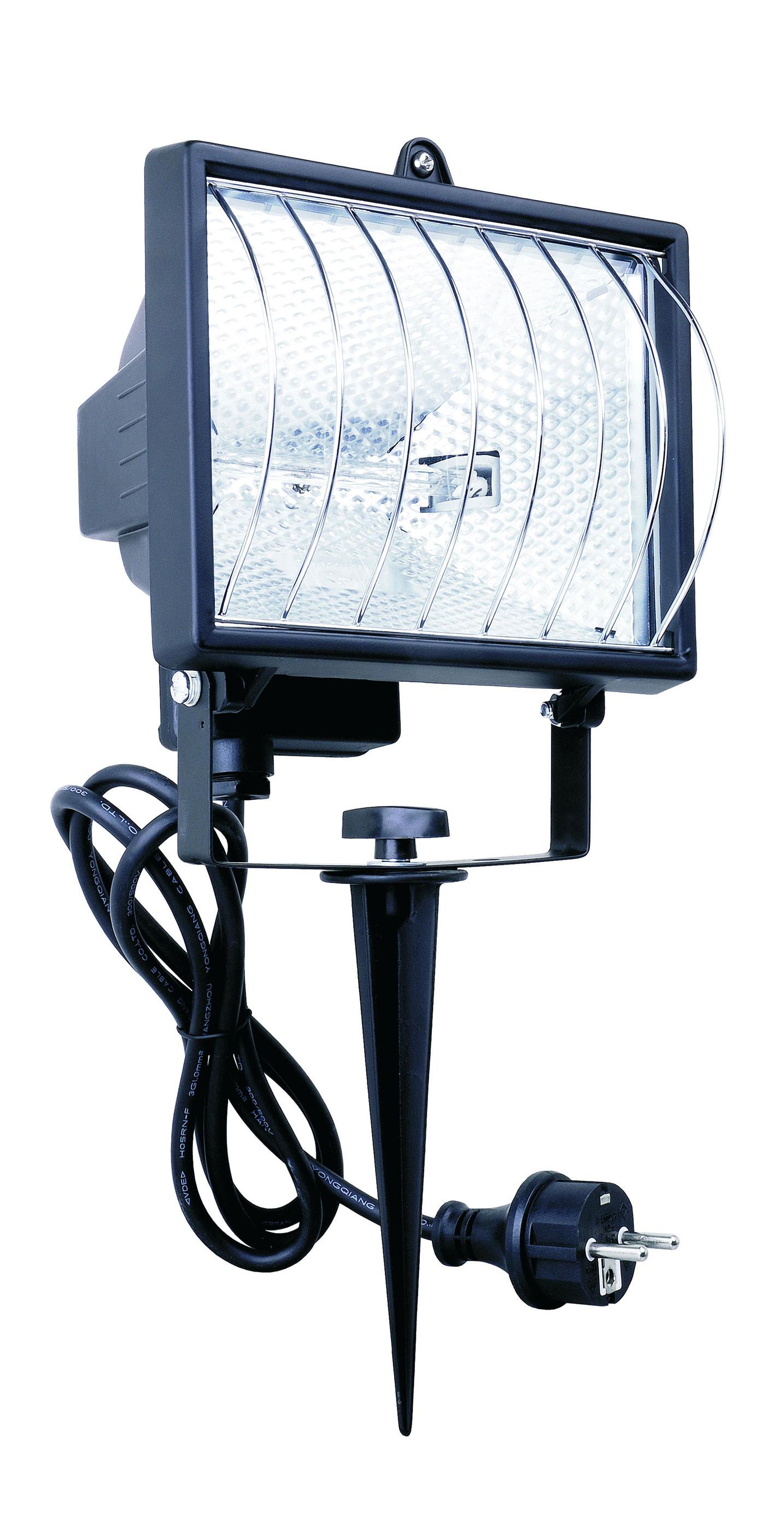 halogenstrahler mit spie baustrahler ip54 400 watt bei. Black Bedroom Furniture Sets. Home Design Ideas