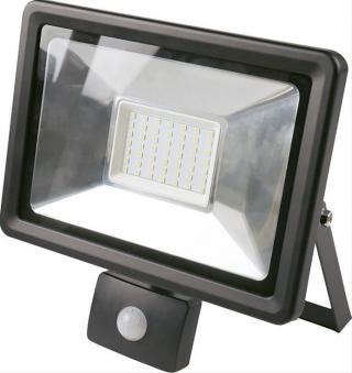 LED Strahler 50W 4000K mit BWM Bild 1
