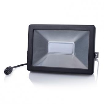 LED-Strahler / Baustrahler / Fluter FL1-B50B Smartwares 50Watt schwarz Bild 1