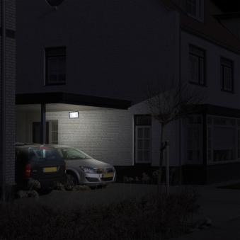 LED-Strahler / Baustrahler / Fluter FL1-B50B Smartwares 50Watt schwarz Bild 2