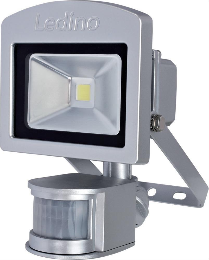 LED-Strahler Dahlem 10W, 6500K, silber Bild 1