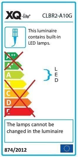 Smartwares LED Arbeitslampe CLBR2-A10G tragbar 10W 680lm Bild 2