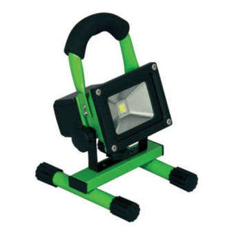 Smartwares LED Arbeitslampe CLBR2-A10G tragbar 10W 680lm Bild 1
