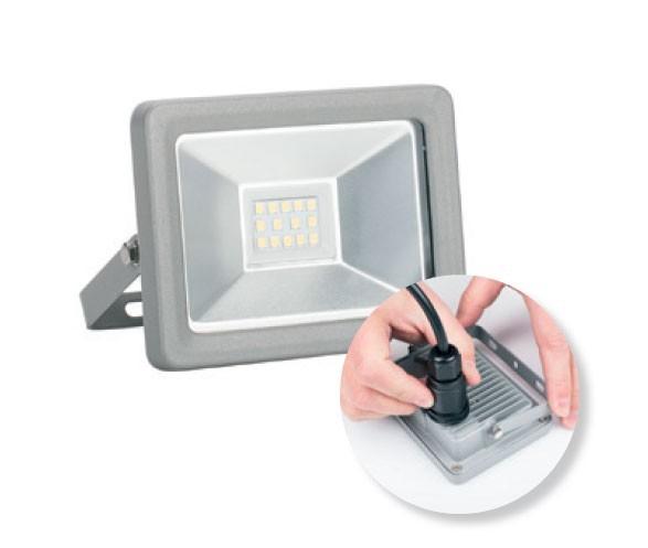Smartwares LED-Scheinwerfer / LED Fluter FL1-DOB10 10W 750lm Bild 1