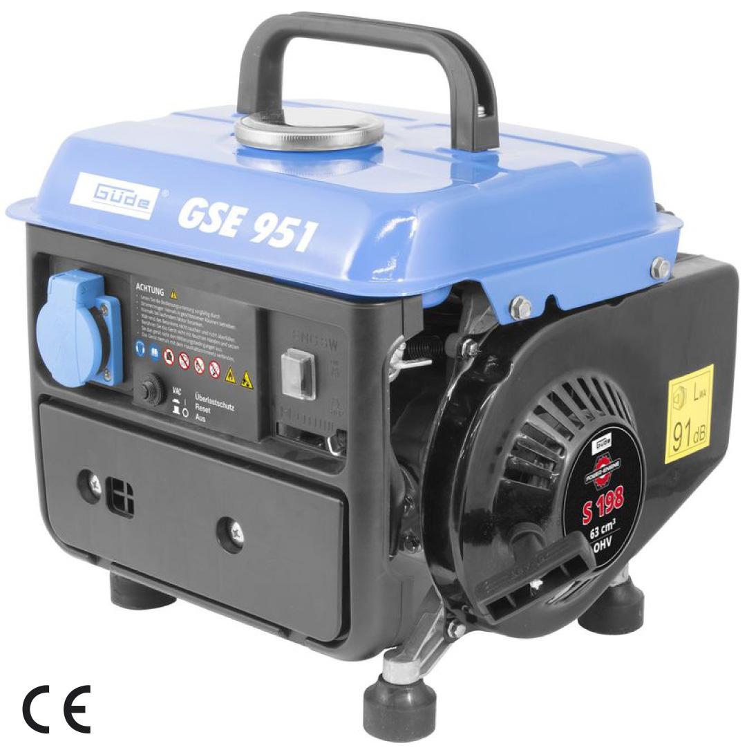 Güde Stromerzeuger GSE 951 Bild 1