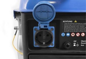 Güde Stromerzeuger GSE 951 Bild 3