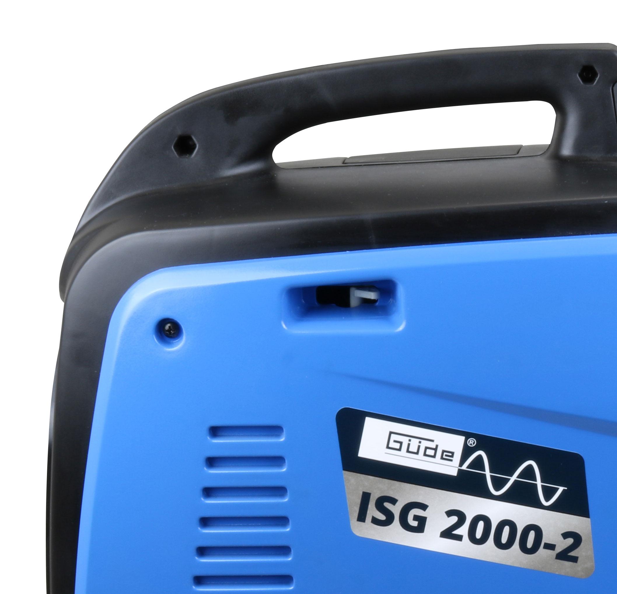 Inverter Stromerzeuger ISG 2000-2 Güde Bild 4