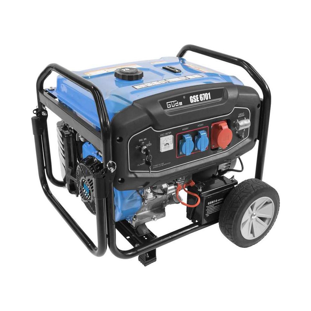 Stromerzeuger GSE 6701 RS Güde Bild 1