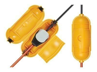 Brennenstuhl Safe-Box IP44 für Kabelsteckverbindung außen Bild 2