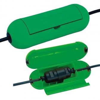 Brennenstuhl Safe-Box / Schutzbox für Verlängerungskabel Bild 1