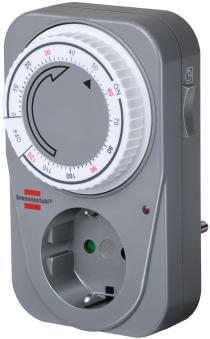 Brennenstuhl Zeitschaltuhr MC 120 / mechanischer Countdown Timer Bild 1