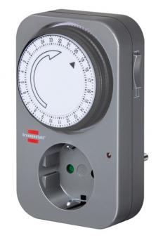 Brennenstuhl Zeitschaltuhr MZ 20 mechanisch für innen Bild 1