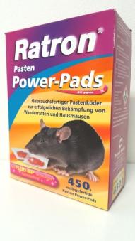 Ratron Rattengift Mäusegift Rattenköder Mäuseköder Pads