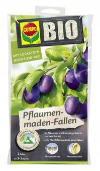 COMPO BIO Pflaumenmaden-Fallen 2 Stück Bild 1