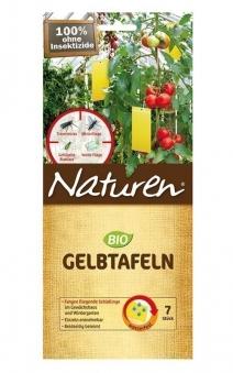 Celaflor Naturen Gelbtafeln / Gelbsticker 7 Stück Bild 1