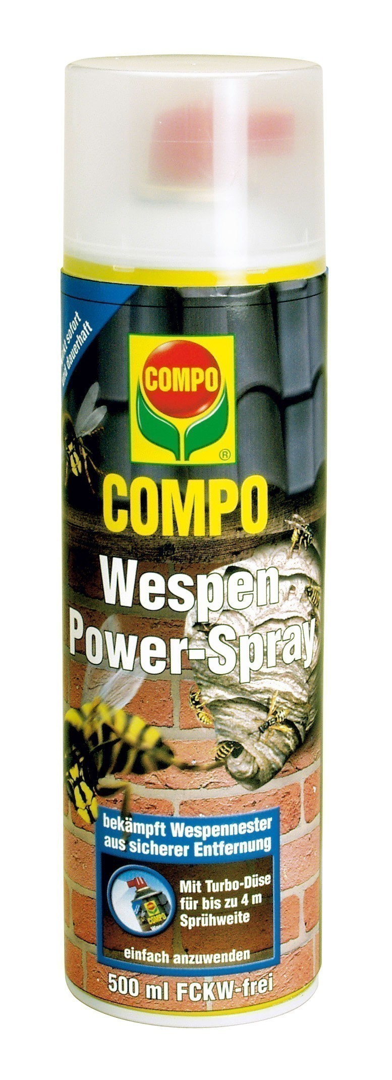 compo wespen power spray 500 ml bei. Black Bedroom Furniture Sets. Home Design Ideas