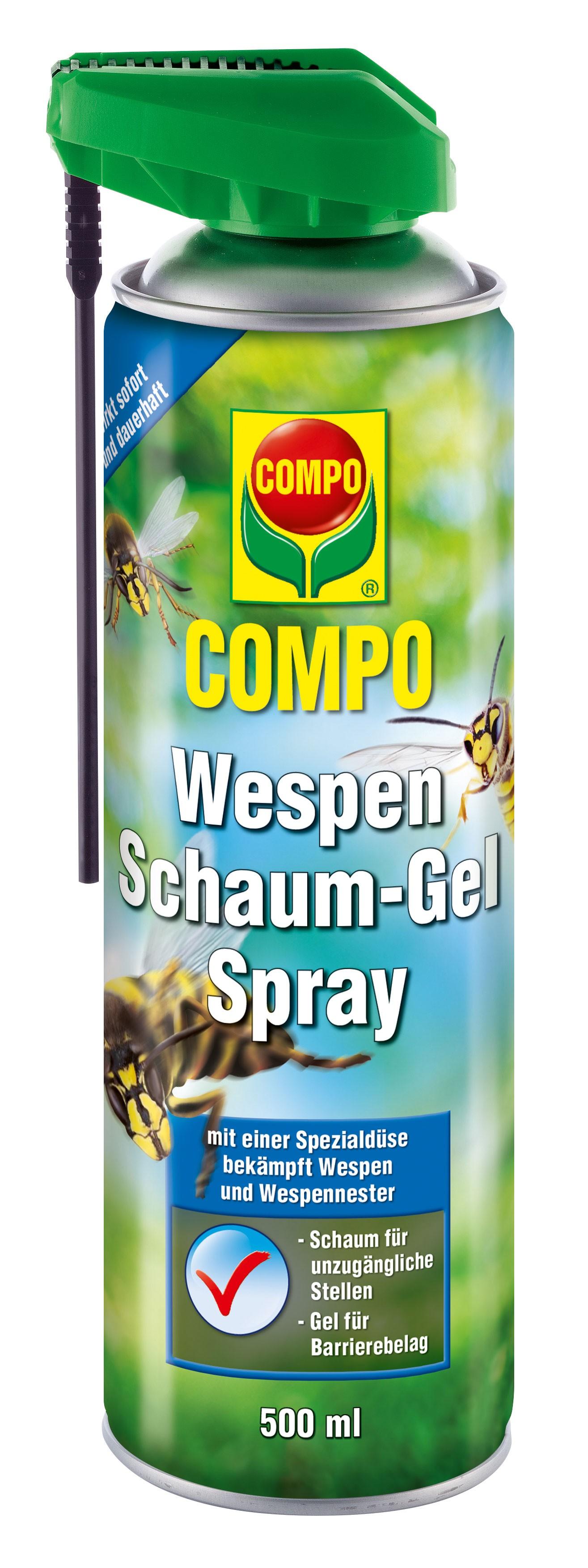 Compo Wespenschaum 500 ml Bild 1
