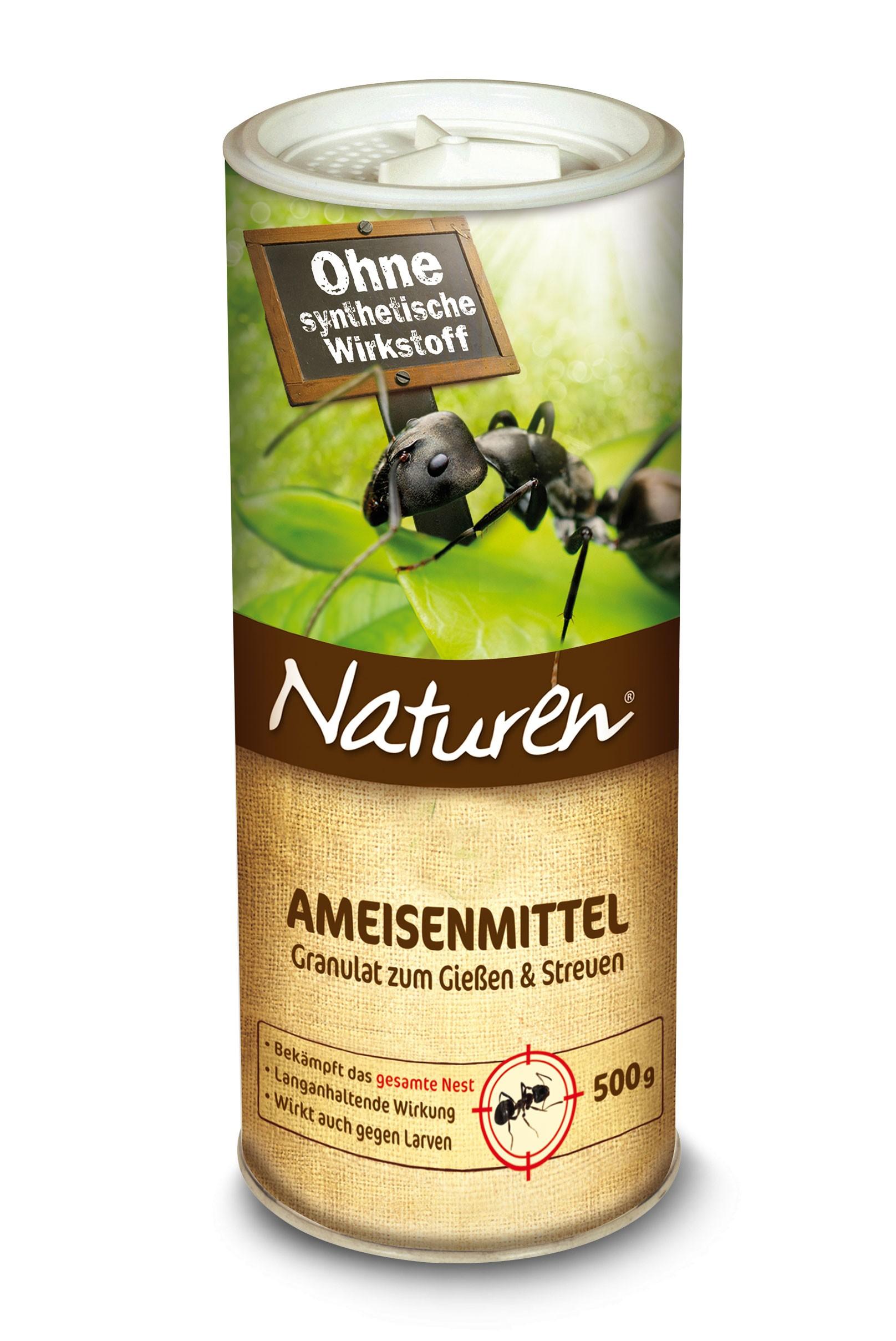 Naturen Ameisen-Mittel Streudose 500 g Bild 1