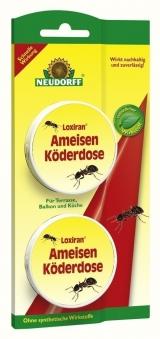 Neudorff Loxiran® Ameisenköderdose 2 Stück Bild 1