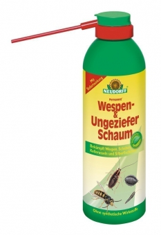 Neudorff Permanent® Wespen- & UngezieferSchaum 300 ml Bild 1