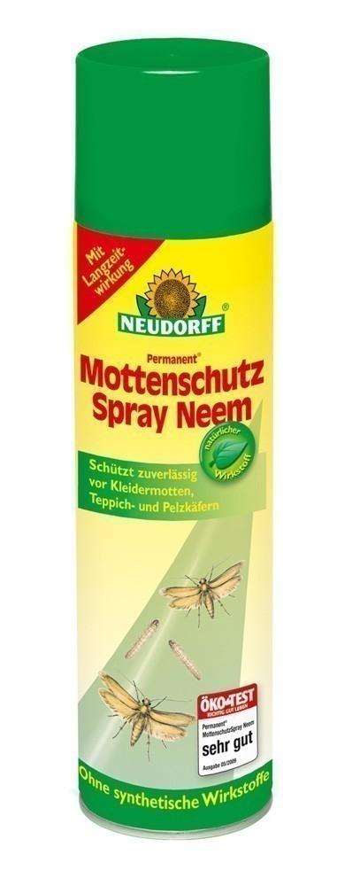 Neudorff Permanent Mottenschutz Spray 200 ml Bild 1