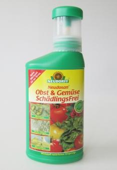 Neudosan Obst und Gemüse Schädlingsfrei 250 ml Bild 1