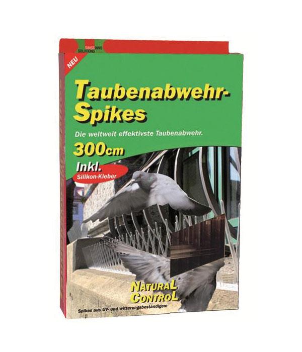 Taubenabwehr - Spikes Natural Control mit Kleber 300cm Bild 1