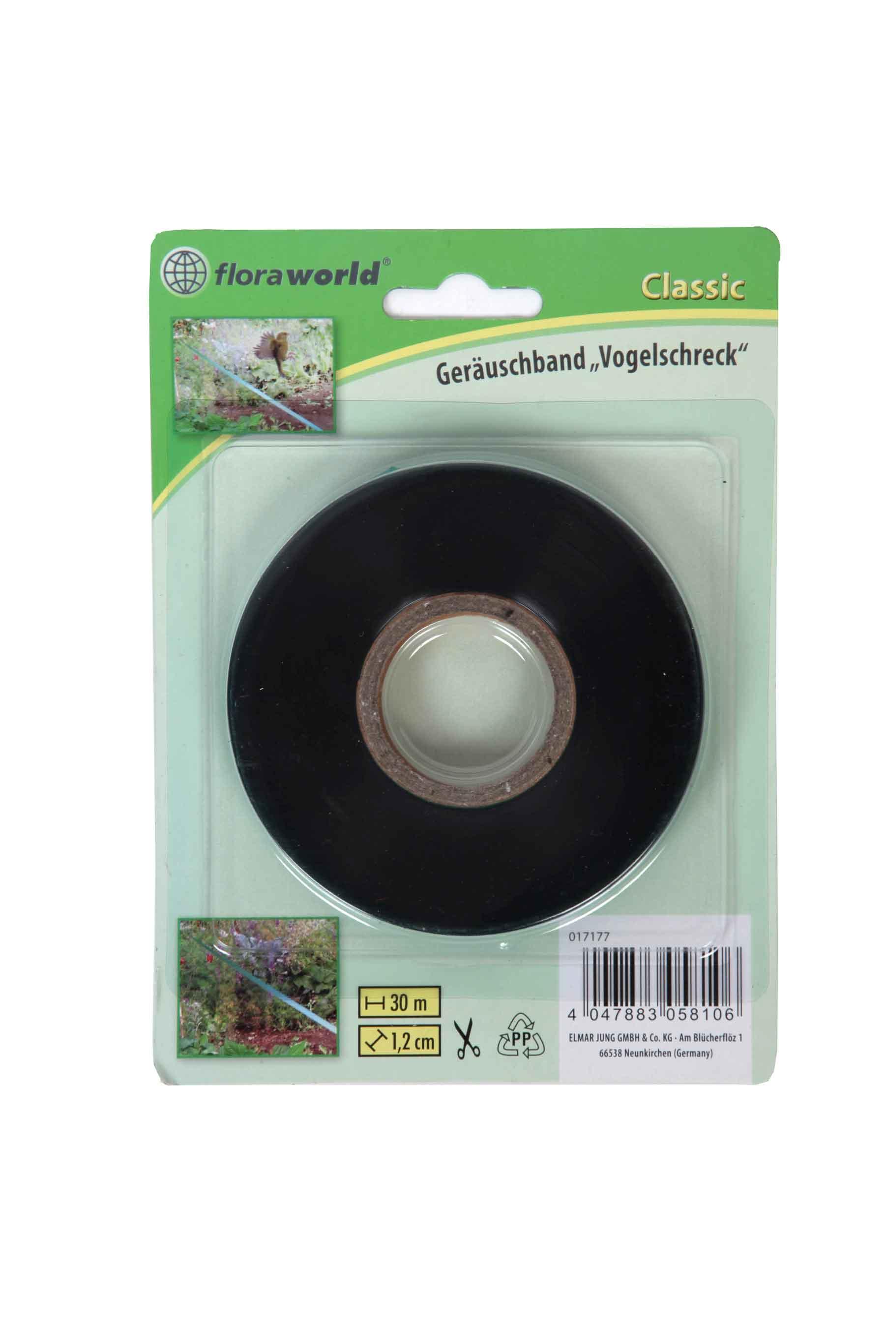 Geräuschband floraworld 30mx1,2cm Bild 1