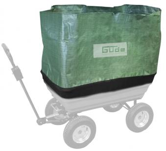 Aufsatzplane für Güde Gartenwagen GGW 300 Bild 1