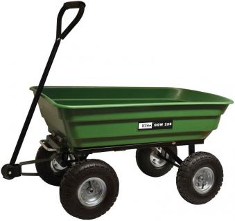 Gartenwagen GGW 250 Güde mit Kippfunktion max. 250 kg Bild 1