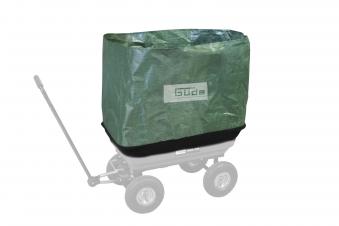 Aufsatzplane für Güde Gartenwagen GGW 250