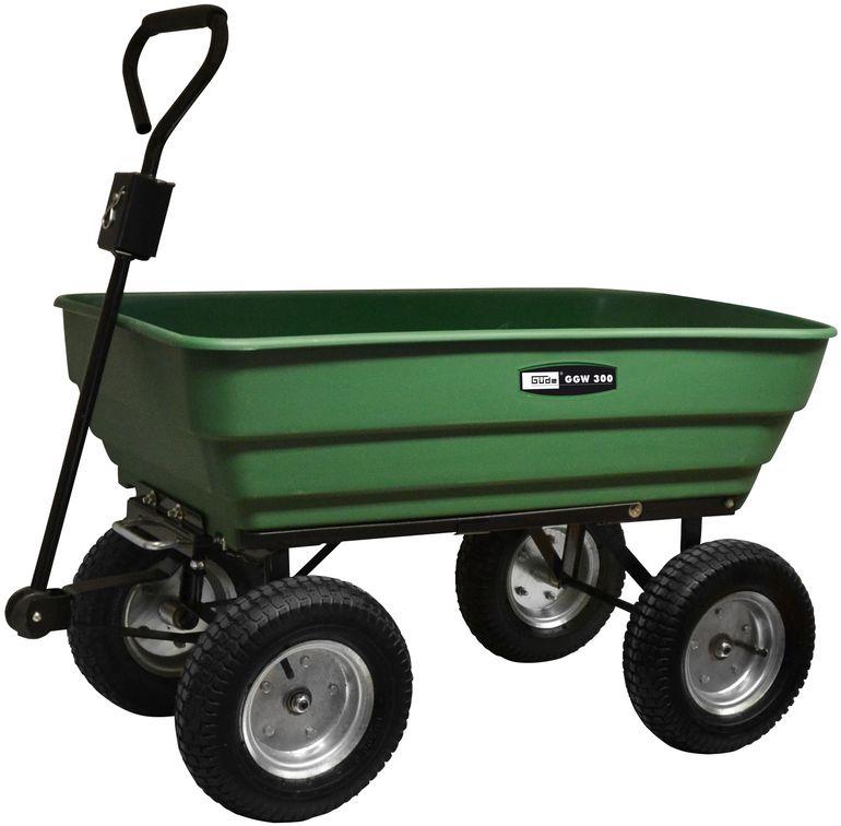 Gartenwagen GGW 300 Güde mit Kippfunktion max. 300 kg Bild 1