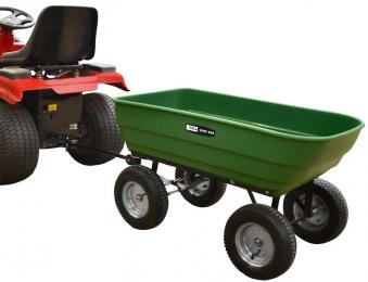 Gartenwagen GGW 300 Güde mit Kippfunktion max. 300 kg Bild 4