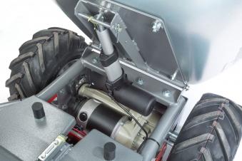 Powerpac Hubzylinder für Multi Dumper MCE400 Bild 1