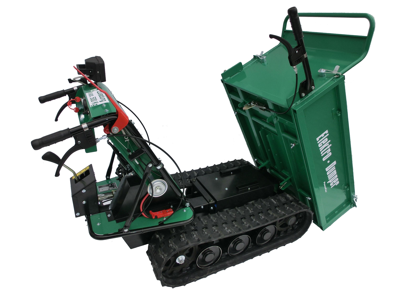 Powerpac Raupendumper / Raupen-Caddy Elektro RDE500 Bild 3